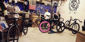 Inside London's Best Bike Shops: Brick Lane Bikes