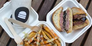 Get 50% Off Bleeker St. Burgers At Southbank On Wednesday