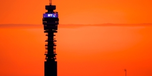 See Stand Up Comedy At The Top Of The BT Tower
