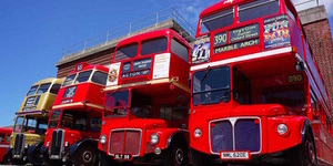 Take A Free Trip On A Vintage Bus This Weekend