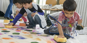 Get Arty At Westminster Abbey This Children's Art Week