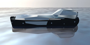 This Mirrored Boat Will Float Down The Thames In September