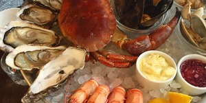 London's Best Seafood Restaurants