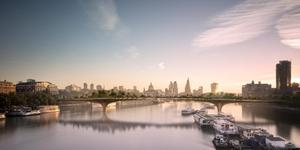 Mayor Says Garden Bridge Would Cost More To Cancel Than Go Ahead