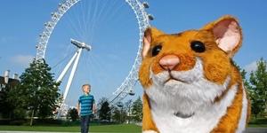 London News Roundup: Huge Hamster Appears Across London