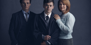 First Pictures Of Jamie Parker As Harry Potter