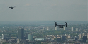 London News Roundup: What Exactly Were Those Helicopters Doing Yesterday?