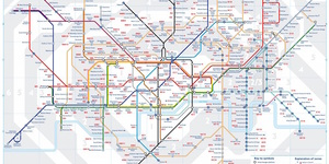 The Tube Map: Now With Added Postcodes