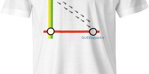 It's Hot Outside: Look Hotter In One Of These London Transport T-Shirts