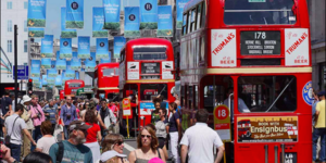 Regent Street To Close For Huge Transport Festival