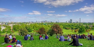 Things To Do In London When It's Sunny