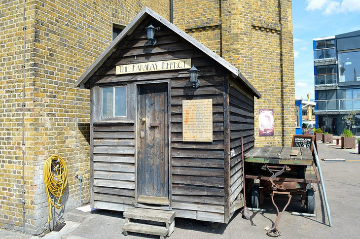 Did You Know About The London Museum In A Shed?