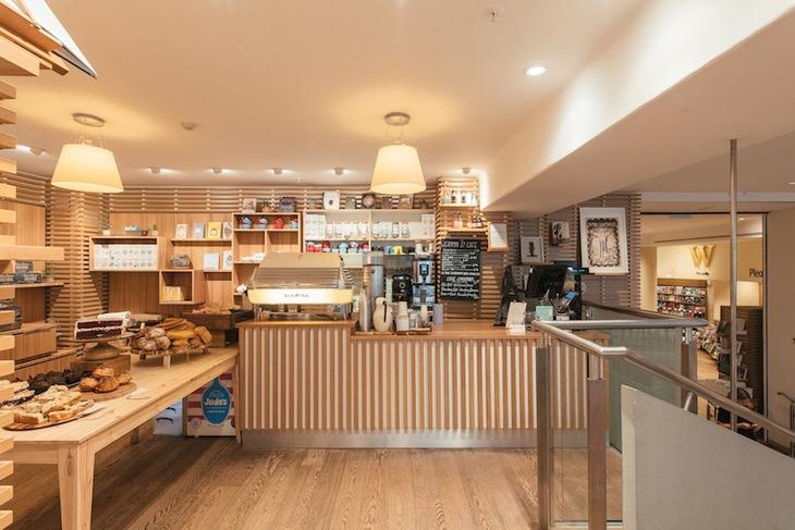 Inside London's Biggest Bookshop