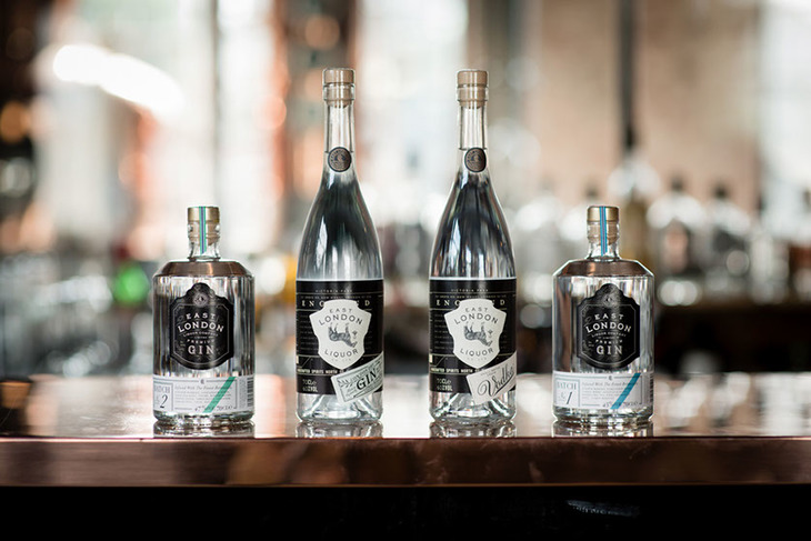 Gin, Vodka And Whisky: All Made In London