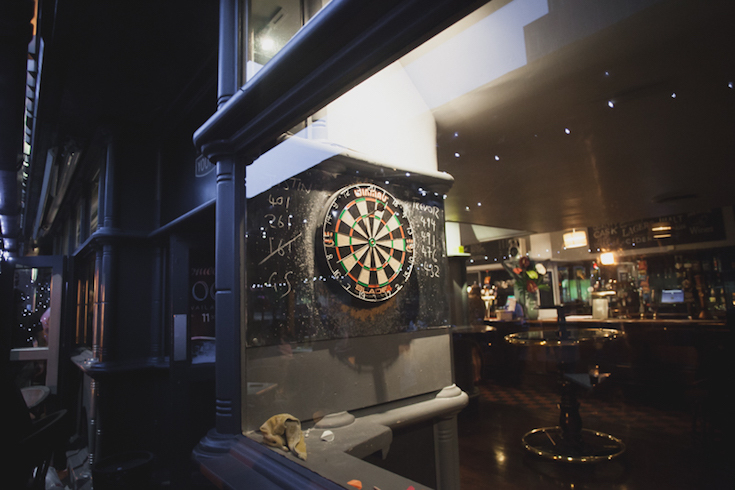 The History Of Darts In London