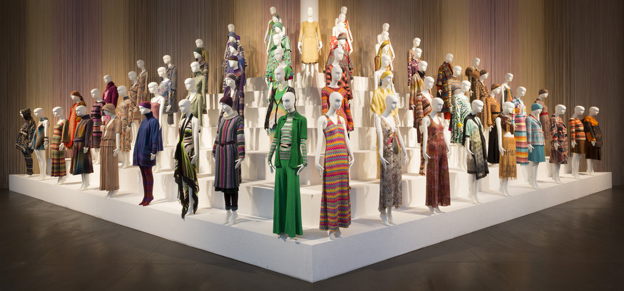 Art Is Weaved Into Fashion At This Mindblowing Missoni Show: Reviewed