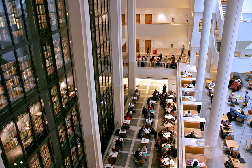 How To Use The World's Largest Library