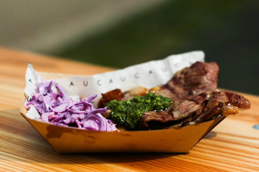 Try latin american street food on the south bank this may for American cuisine london