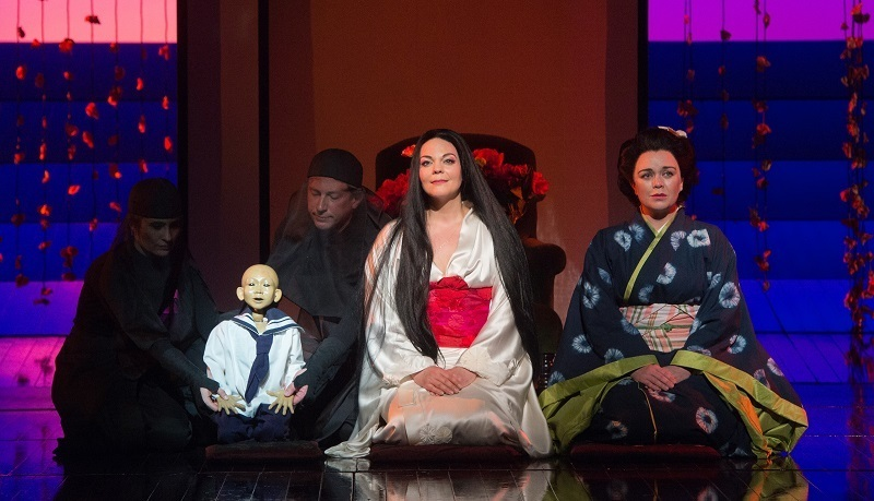 Review: Madame Butterfly Takes Wing At The ENO