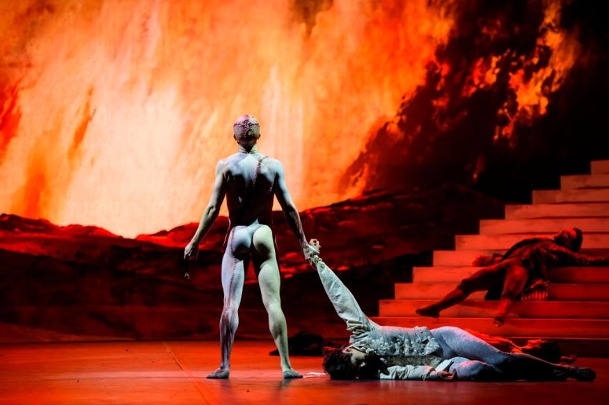 Royal Ballet's Frankenstein Is Brilliantly Brutal
