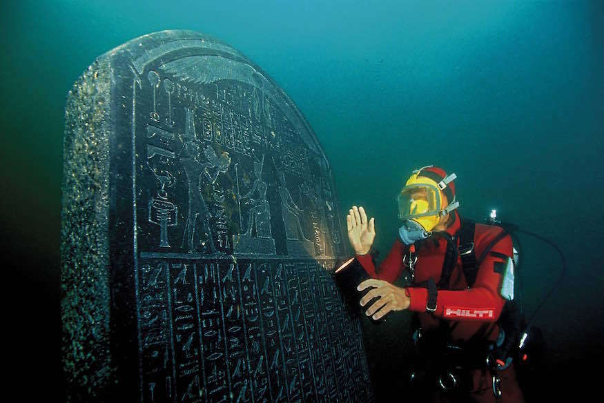 Treasures From Sunken Cities At The British Museum, Reviewed