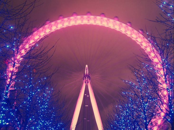 These London Landmarks Will Turn Hot Pink Tonight
