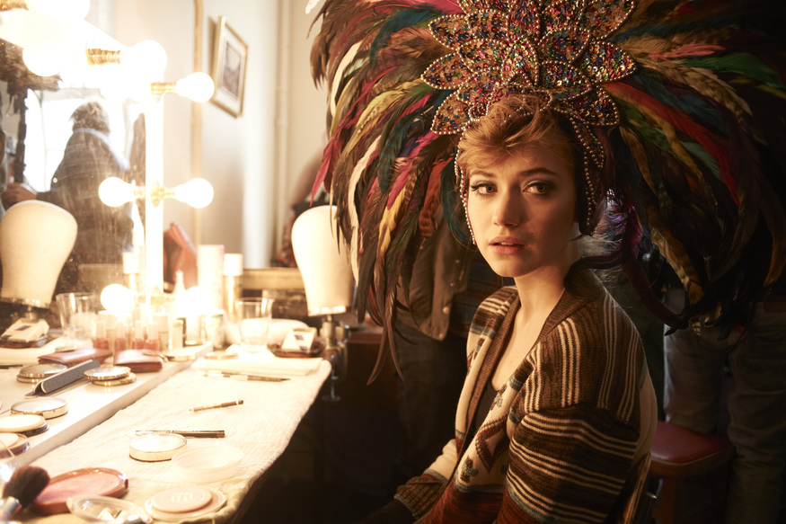 Imogen Poots Tells Us About Growing Up And Going Out In London