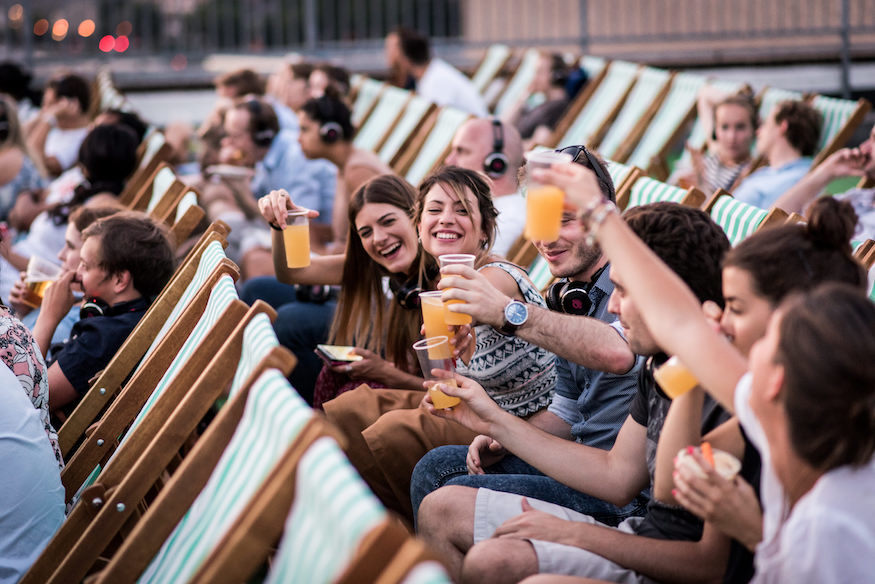 Rooftop Film Club Is Back With A New Venue