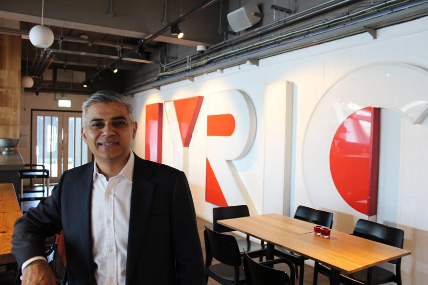 Sadiq Khan Is London's New Mayor