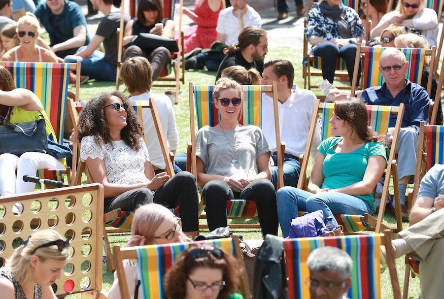 Discounts, Free Food And Summer Fun At Covent Garden