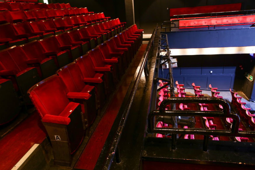 Inside London's Tiniest Theatres