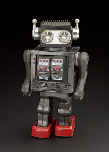 Science Museum Needs Your Help To Build A Robot
