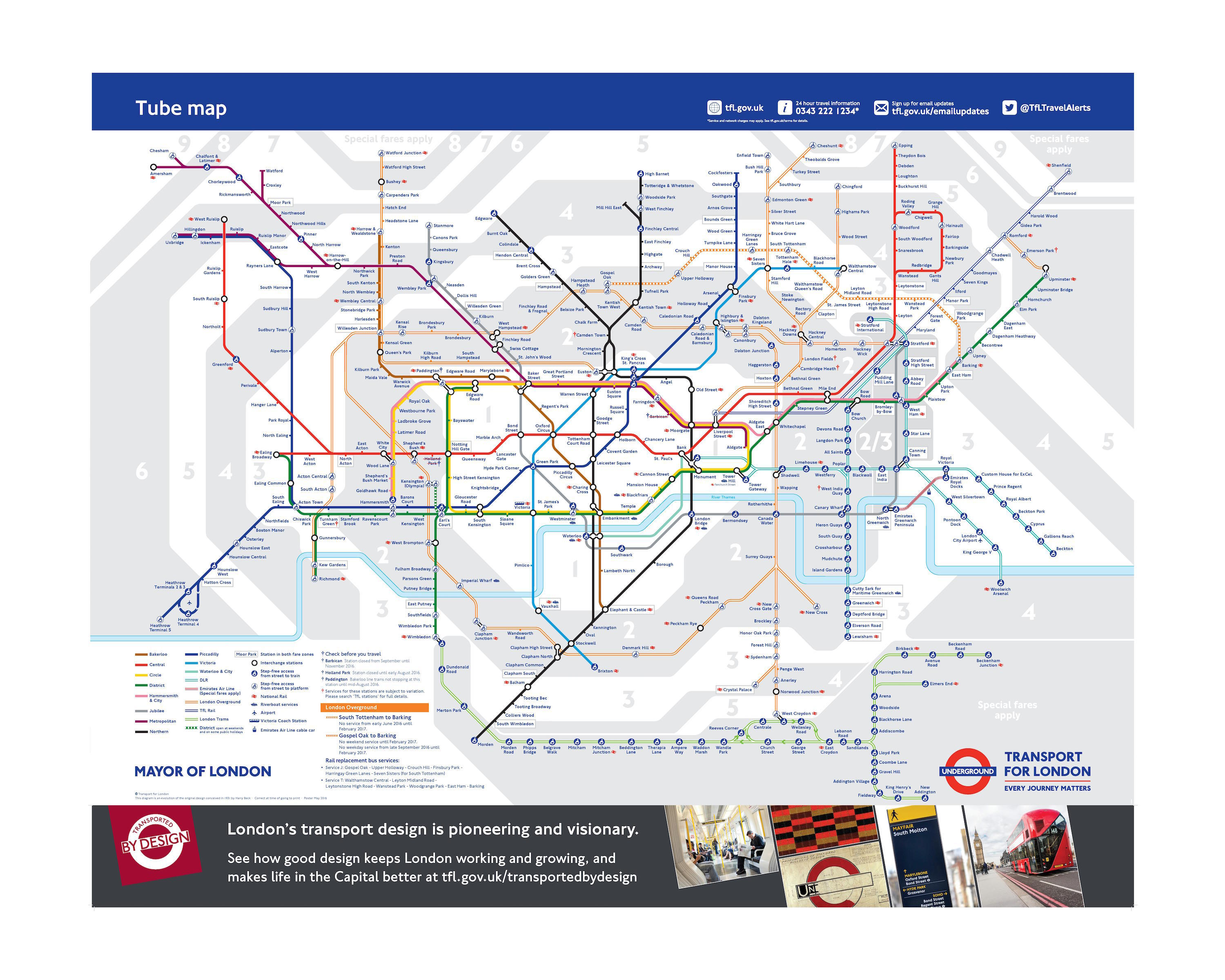 Londons trams are finally joining the tube map CityMetric