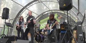 Mini Glastonbury Festival Comes To Paddington