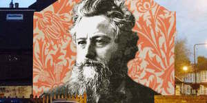 Help Design This Giant William Morris Mural For Walthamstow