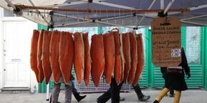 8 Great London Food Markets