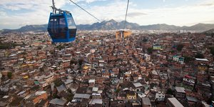 A Model Favela From Rio De Janeiro Is Coming To London