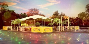 A Floating Wine Bar Is Coming To Clapham Common This Week