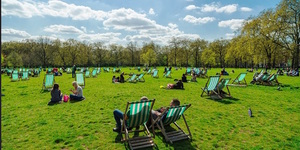 7 Secrets Of Green Park