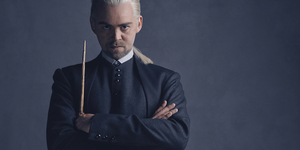 First Look: Draco Malfoy In Harry Potter And The Cursed Child