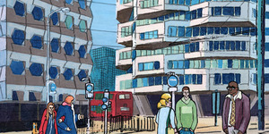 Croydon Looks Beautiful In These Wonderful Illustrations