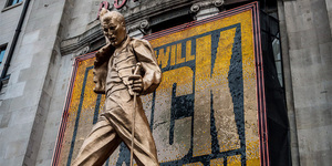 What Happened To London's Giant Freddie Mercury Statue?