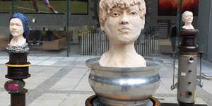 Track Down These Head-Turning New Sculptures In The Square Mile