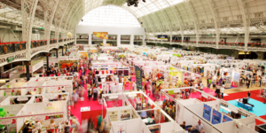 Vegan And Vegetarian Show Comes To Olympia