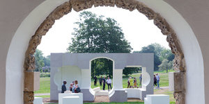 A First Look At The New Serpentine Pavilion