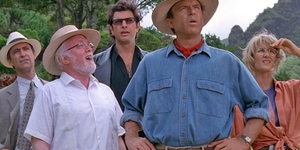 Watch Jurassic Park In The 'Original Jurassic Park'