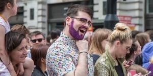 Pride In London 2016: In Photos