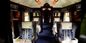 Review: Dinner On The Belmond British Pullman Train