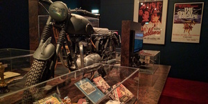 An Exhibition On War Movies Filled With Emotion And Nostalgia