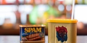 Spam Cocktails Have Arrived